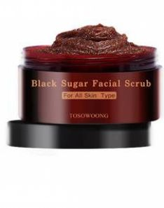 Tosowoong Black Sugar Facial Scrub