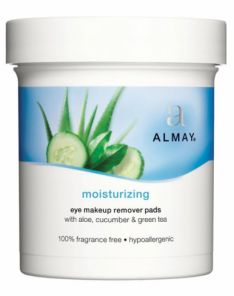 Almay Moisturizing Eye Makeup Remover Pads