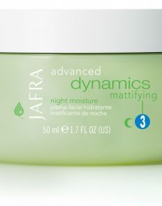 Jafra Advanced Dynamics Mattifying  Night Moisture