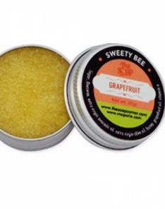 The Soap Corner Sweety Bee Lip Sugar Scrub