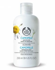 The Body Shop Camomile Gentle Eye Make Up Remover