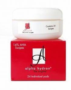 Alpha Hydrox 14% AHA Swipes