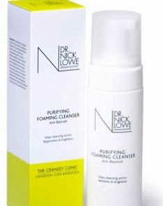 Dr Nick Dr Nick Lowe Purifying Foaming Cleanser