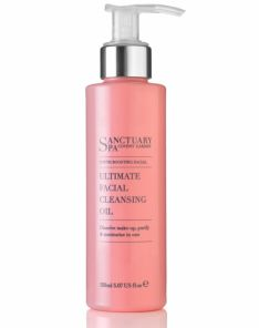Sanctuary Sanctuary Spa Youth Boosting Facial Ultimate Facial Cleansing Oil