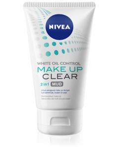 NIVEA Make Up Clear White Oil Control 2 in 1 Mud