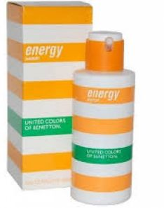 BENETTON Energy for woman