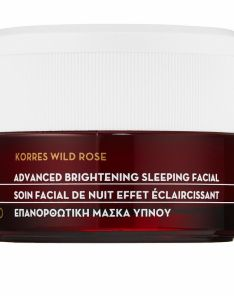 Korres Wild Rose Advanced Brightening Sleeping Facial
