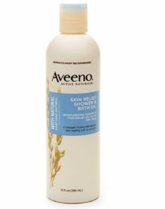 Aveeno Moisturizing Shower and Bath Oil