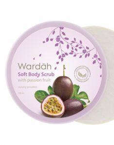 Wardah Soft Body Scrub