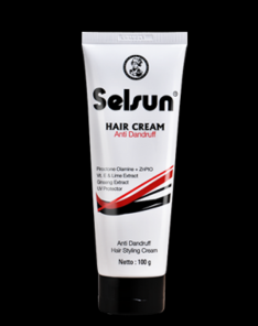 Selsun Anti-dandruff Hair Cream