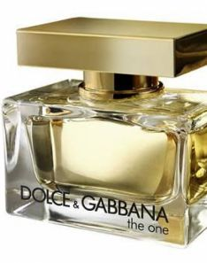 Dolce & Gabbana Dolce and Gabbana The One