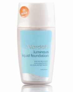 Wardah Luminous Liquid Foundation