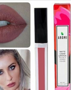 Aromi Matte Liquid Lipstick