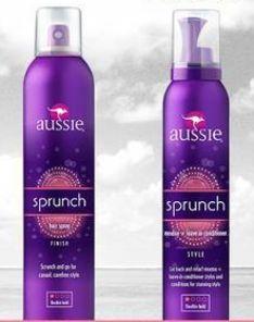 Aussie Sprunch Spray