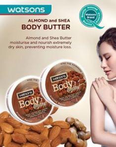 Watsons Body Butter