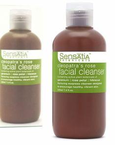 Sensatia Botanicals Cleopatra Rose Facial Cleanser