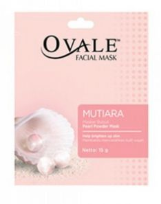 Ovale Facial Mask Powder