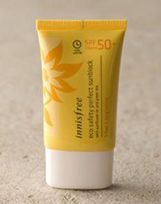 Innisfree Eco Safety Perfect Waterproof Sunblock