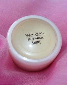 Wardah Solid Perfume