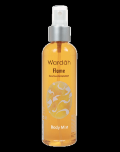 Wardah Body Mist