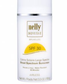 Nelly De Vuyst Broad Spectrum Sunscreen SPF 30