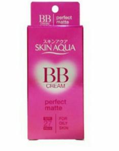Rohto Skin Aqua BB Cream Perfect Matte