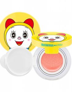 APIEU Air Fit Apieu Cushion Blusher Doraemon Edition
