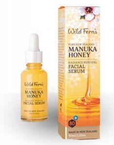 Wild Ferns Manuka honey serum
