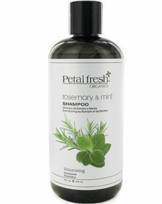 PETAL FRESH ORGANICS Rosemary and Mint Shampoo