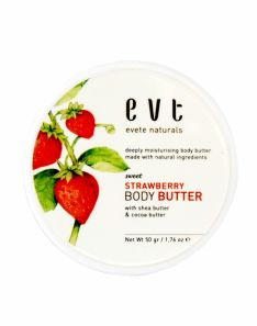 Evete Naturals Body Butter