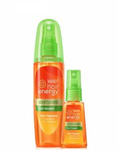 Makarizo Hair Energy Scentsations