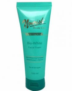Nourish Beauty Care Nourish beauty care white facial foam