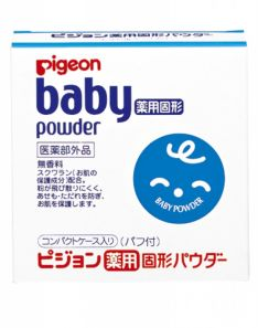 Pigeon Baby Medicated Powder