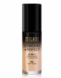 Milani Conceal  Perfect 2-In-1 Foundation and Concealer
