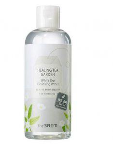 the SAEM Healing Tea Garden White Tea Cleansing Water