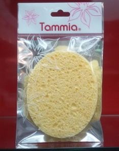 Tammia Sponge Brush Oval