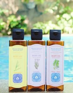 Blue Stone Botanicals Body and Massage Oil