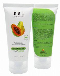 Evete Naturals Papaya Enzyme Face Scrub