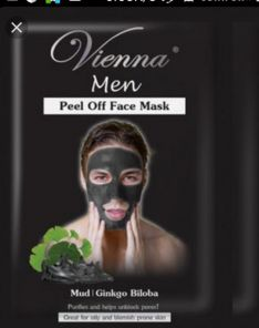 Vienna Peel Off Mask for Men