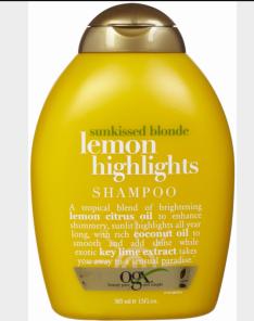 OGX Lemon Highlights