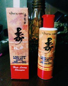 Metal Fortis Long Life Shampoo