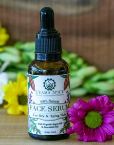 Utama Spice Natural Face Serum
