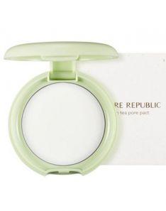 Nature Republic Green Tea Pore Pact