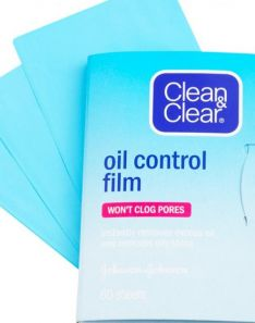 Clean And Clear Oil control film