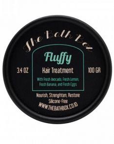 The Bath Box Fluffy Hair Treatment