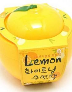 Baviphat Lemon Whitening Mask