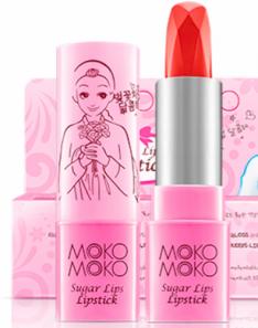 Moko moko Sugar Lips Lipstick