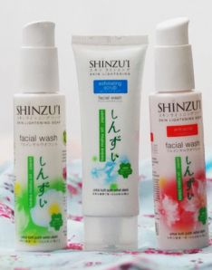 Shinzui FACIAL WASH ANTI ACNE