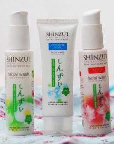 Shinzui FACIAL WASH
