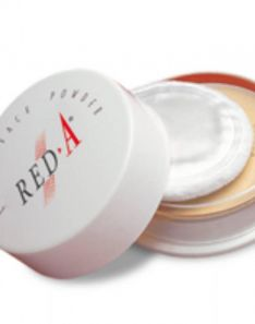 Red-A Loose Face Powder